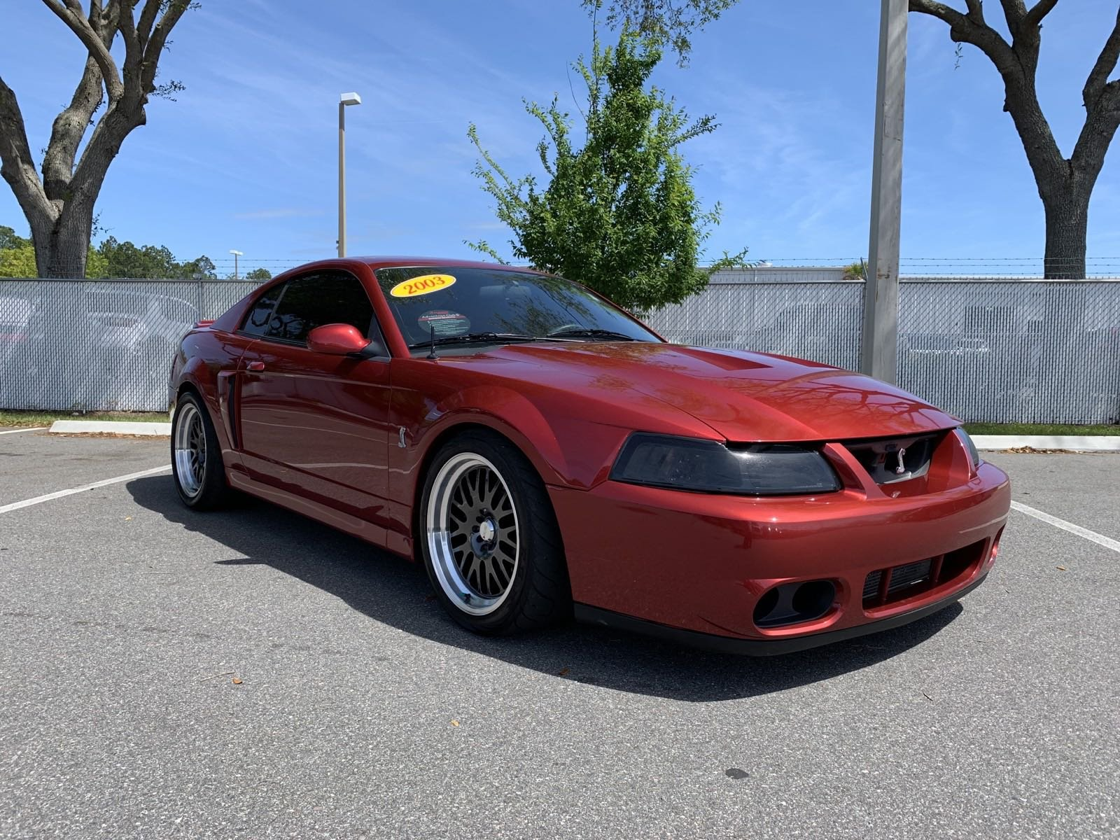 Pre Owned 2003 Ford Mustang Cobra