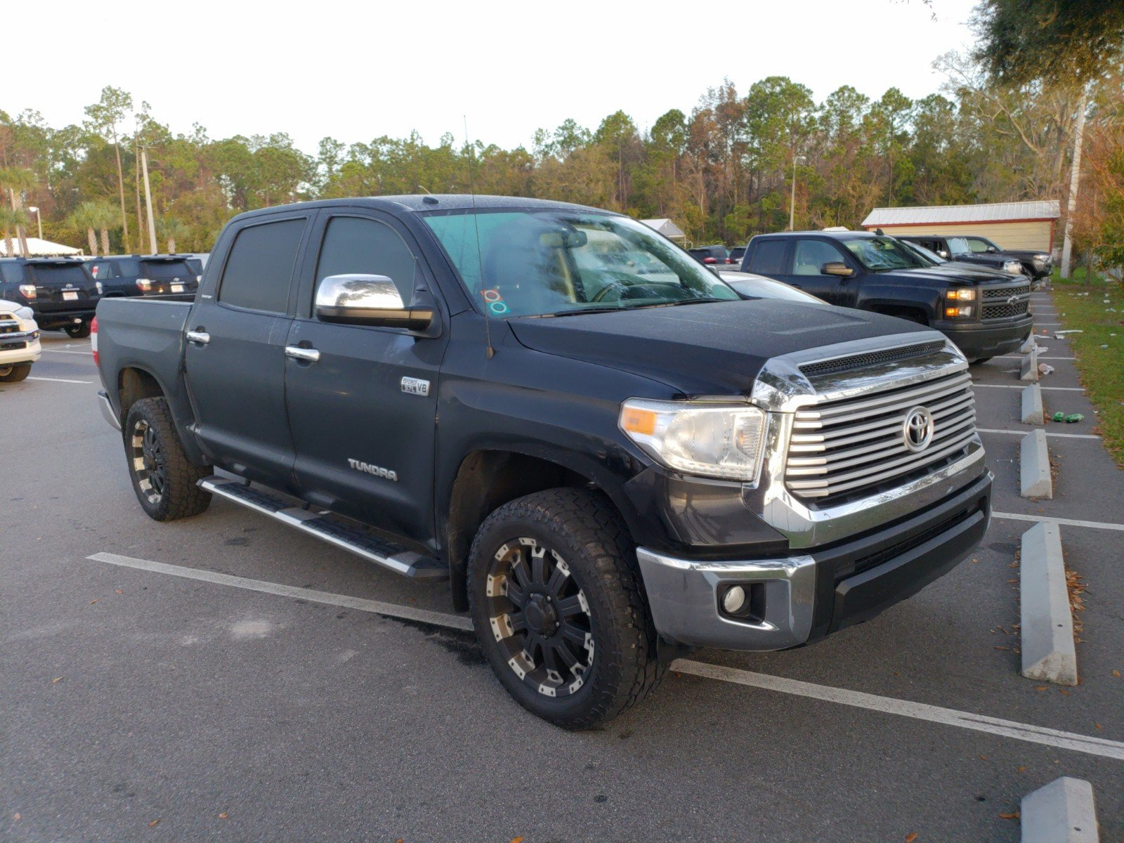 Pre Owned 2017 Toyota Tundra 4wd Limited
