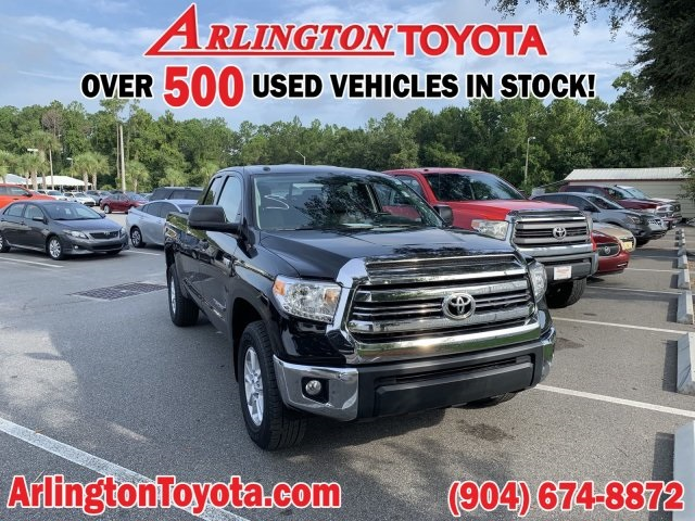 Certified Pre-Owned 2017 Toyota Tundra SR5 4D Double Cab