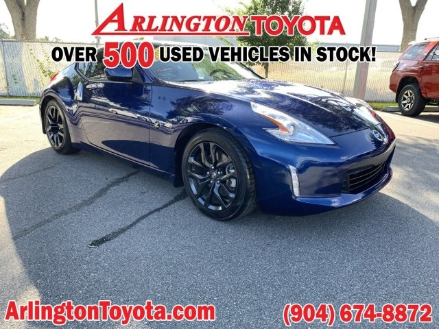 Pre Owned 2017 Nissan 370z Nismo Tech