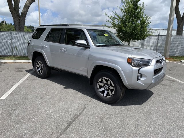 New 2019 Toyota 4Runner TRD Off Road Premium With Navigation & 4WD