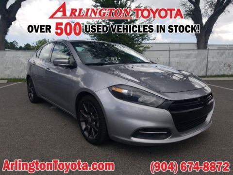 Pre-Owned 2016 Dodge Dart SXT 4D Sedan in Jacksonville