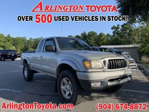 Used Trucks Jacksonville Fl >> Used Trucks For Sale In Jacksonville Fl Arlington Toyota