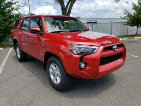 New Toyota 4Runner For Sale in Jacksonville, FL | Arlington Toyota